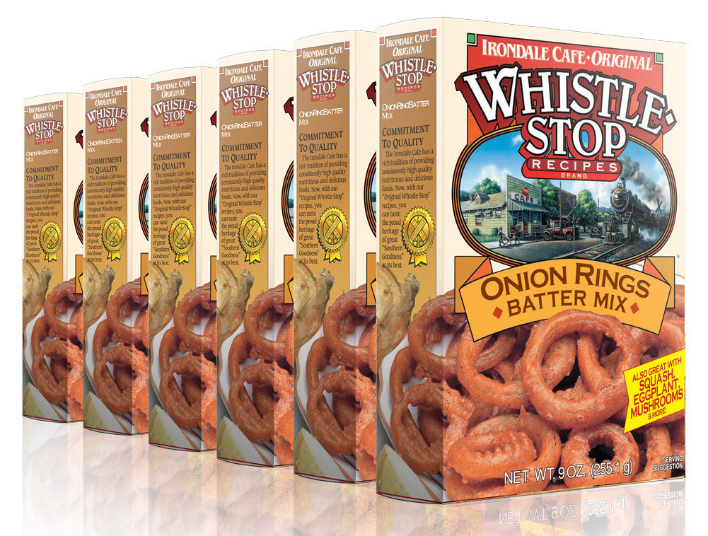 Onion Ring Batter Mix   9-oz   6 Pack