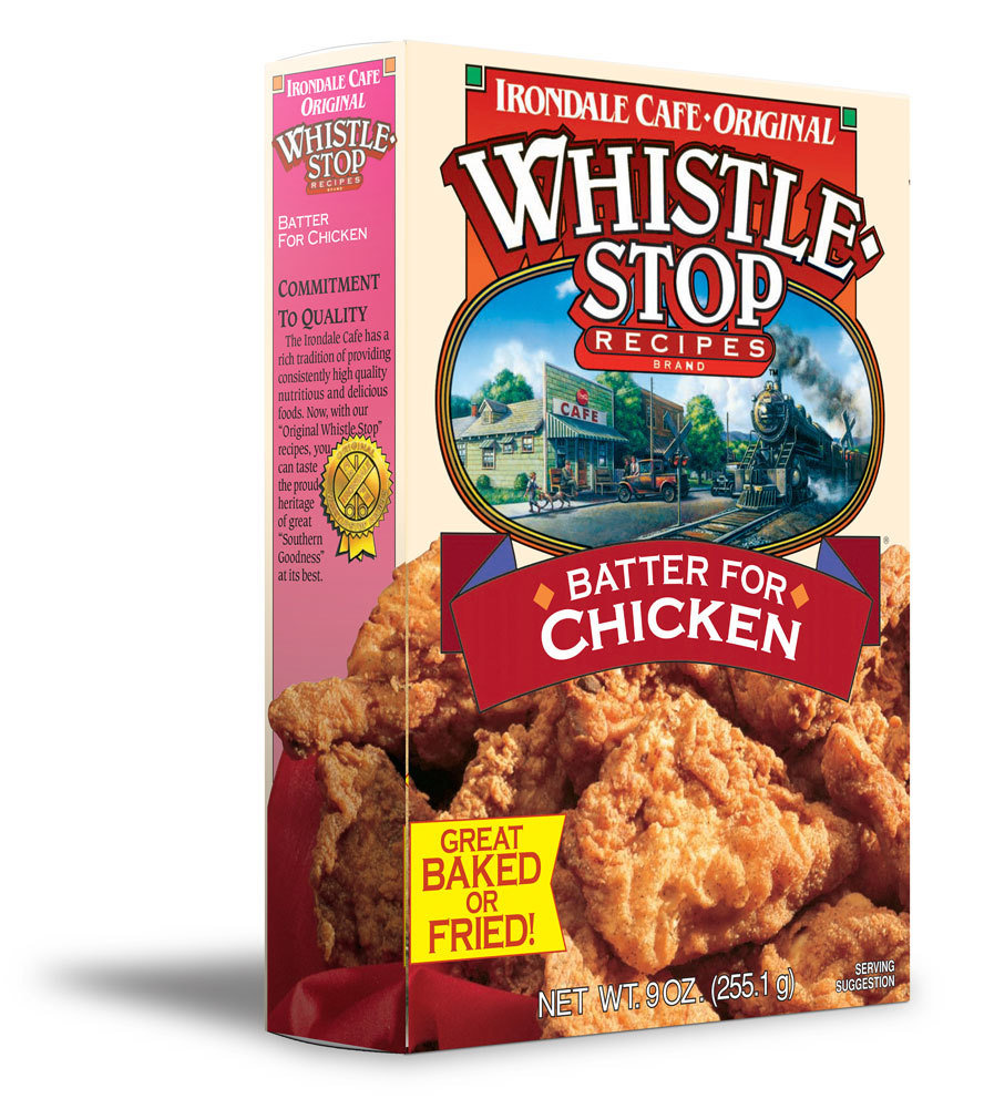 Batter Mix for Chicken   9-oz   1 Box