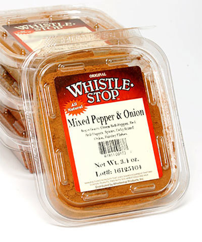 Mixed Pepper & Onion | 3.4-oz. | 1 Clam Shell
