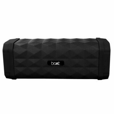 boAt Stone 650 Wireless Bluetooth Speaker, Black
