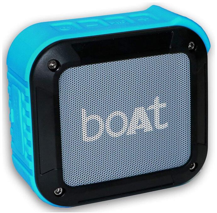 boAt Stone 210 3W Bluetooth Speaker, Blue