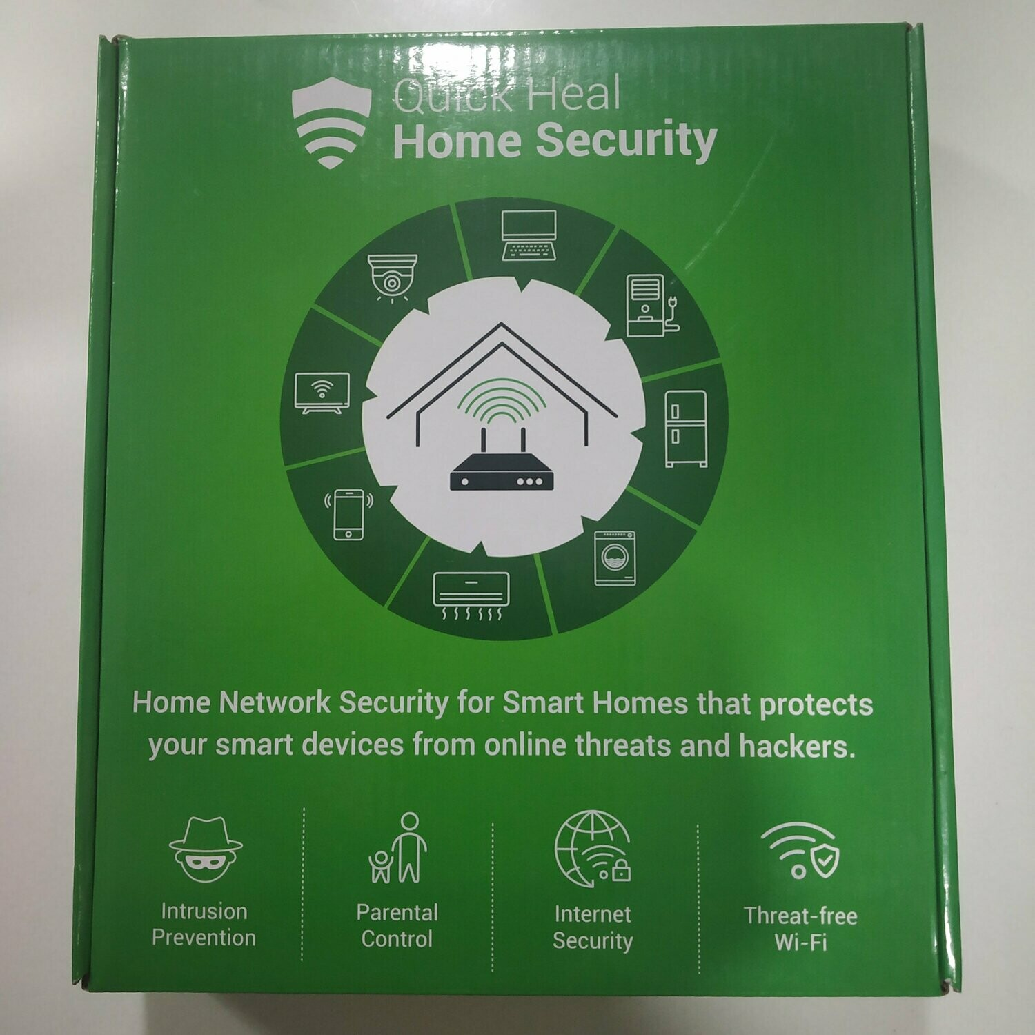 Quick Heal Home Network Security, Up to 20 Device, 2 Year
