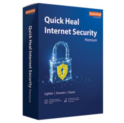 10 User, 3 Year, Quick Heal Internet Security