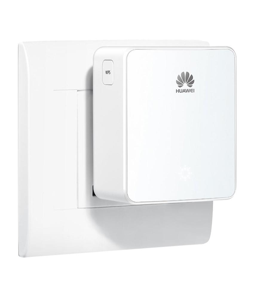 Huawei WS322 Wireless Range Extender & 1 LAN Port, 300Mbps