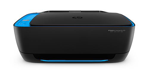 HP 4729 Color All in One Inkjet Printer, PSC, W, P