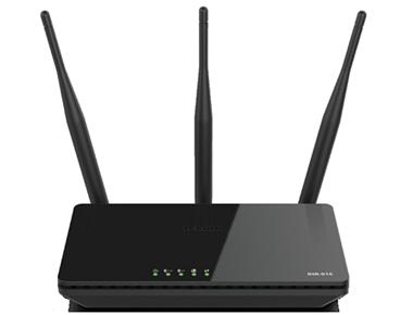 D-Link Wireless DIR-816 AC750 Dual Band Router, WAN