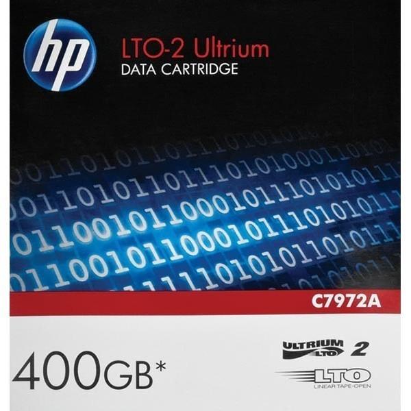 HP LTO 2 Ultrium Data Cartridge