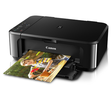 Canon MG3670 Color All in One Inkjet Printer, PSC, W