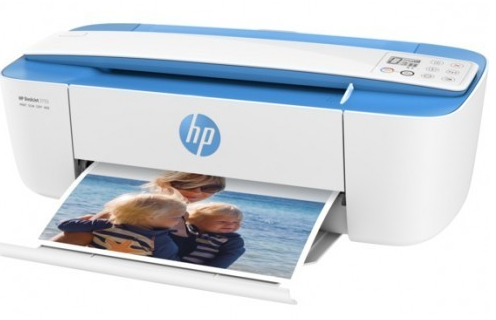 HP DeskJet Ink Advantage 3775 Multi-function Wireless Printer