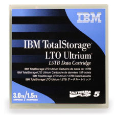 IBM LTO 5 Data Cartridge, 46X1290