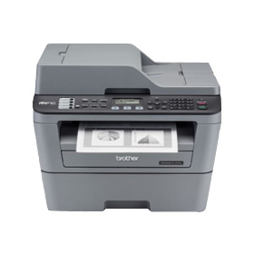 Brother MFC L2701DW Mono Multifunction Laser Printer, PSC, D, W, F, A