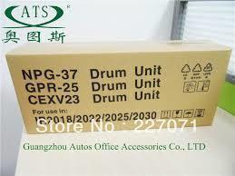 Canon NPG 37 Black Drum Unit