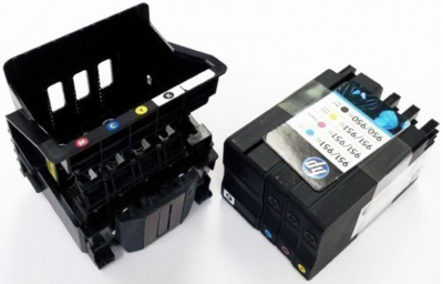 HP 950, 951 Printhead With Stater Cartridge