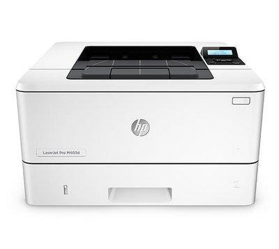 HP M403d Single Function Laser Printer