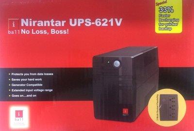 iBall Nirantar 621i Ups extended Backup