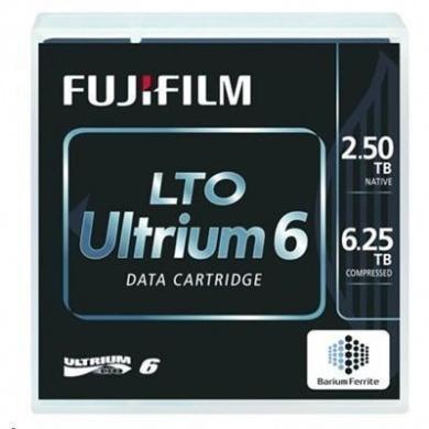 Fujifilm LTO 6 Ultrium Data Cartridge