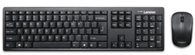 Lenovo 100 Wireless Keyboard Mouse