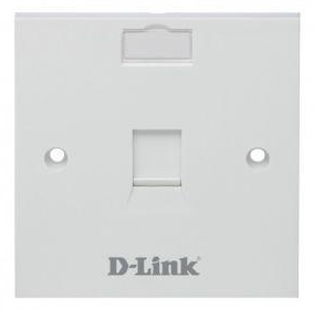 D-Link Single Face Plate