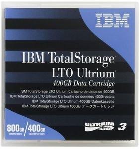 IBM LTO 3 Data Cartridge