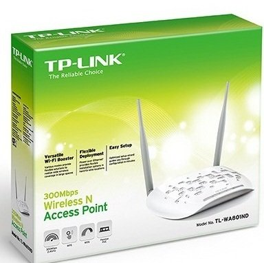 TP-Link TL-WA801ND Wireless N Access Point, N300Mbps