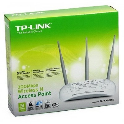 TP-Link TL-WA901ND 450Mbps Wireless-N Access Point