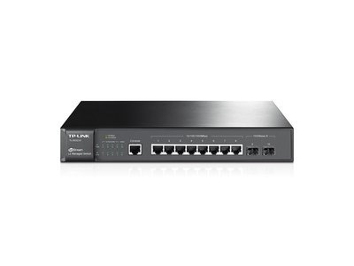 TP-Link TL-SG3210 JetStream 8-Port Gigabit L2 Lite Managed Switch