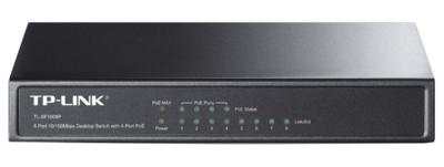 TP-Link 8-Port 100Mbps Desktop Switch, SF1008P