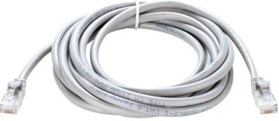 D-Link 10mtr Cat-6 Patch Cord Cable, NCB-C6URYR-10