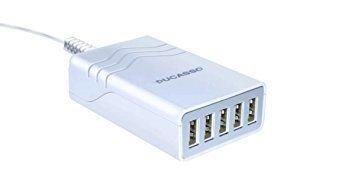Ducasso Usb Smart Charging Hub, 50W, 5-Port, DMSW060