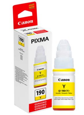 Canon ink Bottle, GI 790, Yellow, 70ml