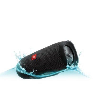 JBL Charge 3 Wireless Portable Speaker, Black