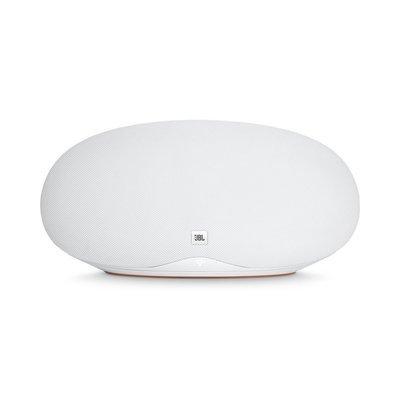 JBL Playlist 150 Wireless with Built-in Chromecast Speaker, White