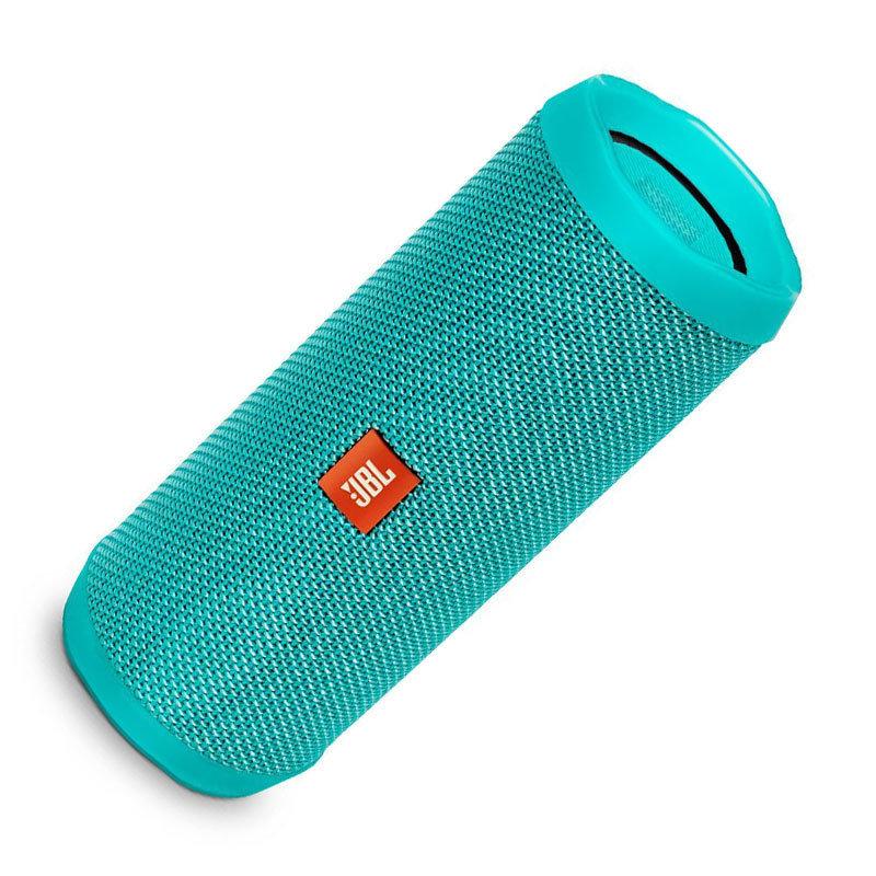 JBL Flip 4 Waterproof Portable Bluetooth Speakers, Teal
