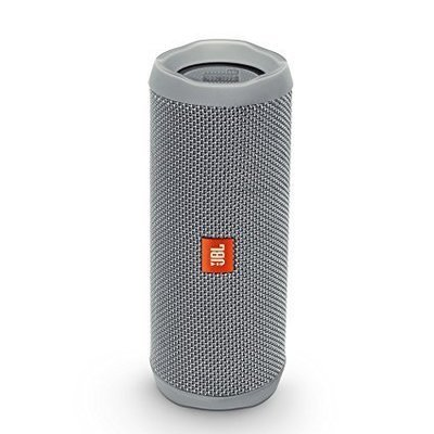 JBL Flip 4 Waterproof Portable Bluetooth Speakers, Gray