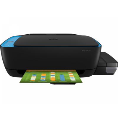 HP 319 Color All In One Ink Tank Printer, PSC