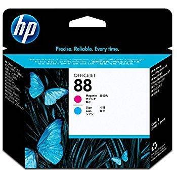 HP 88 Magenta & Cyan Printhead
