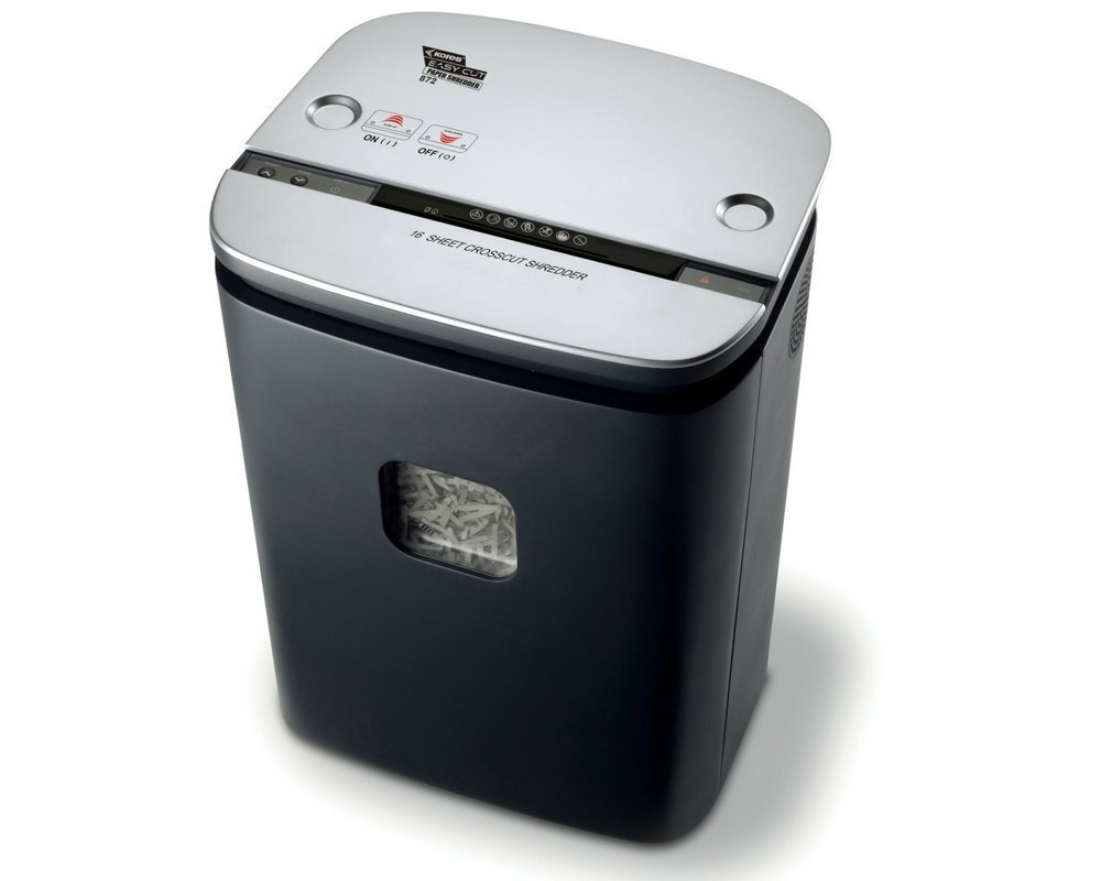 Kores Easy Cut 872 Paper Shredder