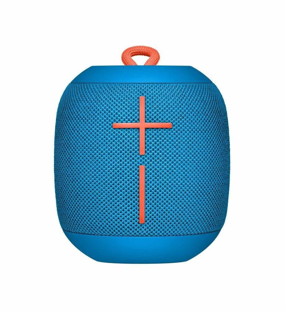 Ultimate Ears Wonder boom Portable Bluetooth Speakers, Blue