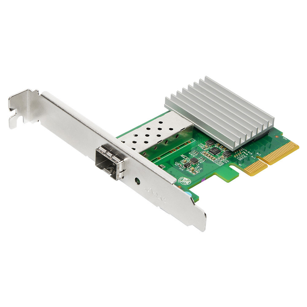Edimax, EN-9320SFP+, 10 Gbps SFP+ PCI Express Server Adapter