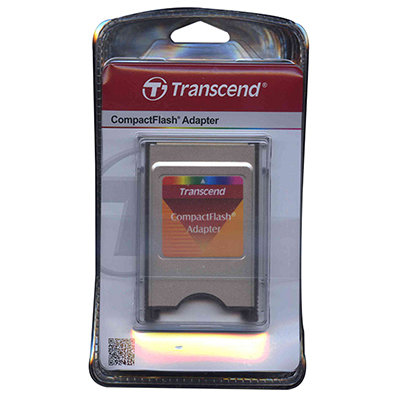 Transcend CF Card Adapter, TS0MCF2PC