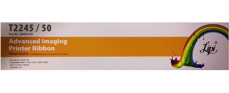 Lipi T2140, 2145, 2245, 2250 Ribbon Cartridge