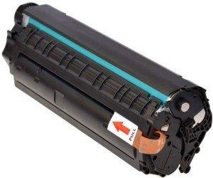 LT 12A Toner Cartridge, Black