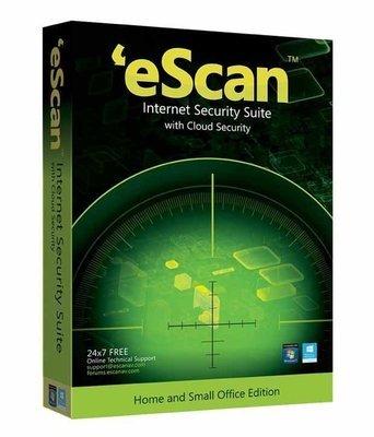 1 User, 1 Year, eScan Internet Security, V-14.x