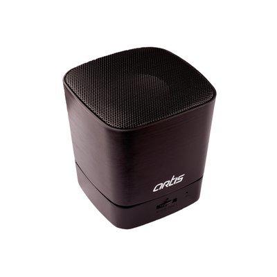 Artis BT09 Wireless Portable Bluetooth Speaker, Black