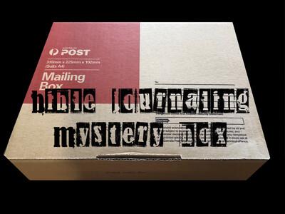 Bible Journaling Mystery Box