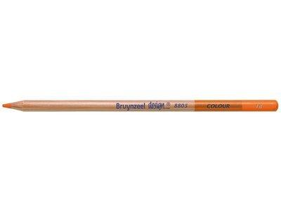 Bruynzeel Pencil - 18 Perm Orange