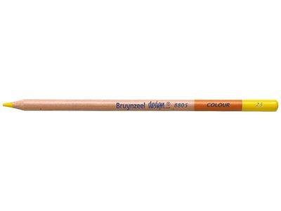 Bruynzeel Pencil - 25 Lemon Yellow