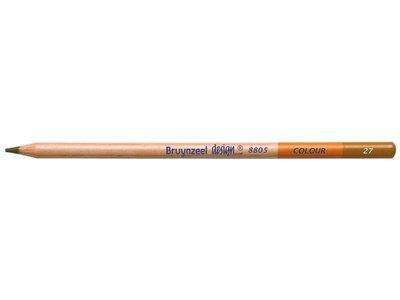 Bruynzeel Pencil - 27 Yellow Ochre