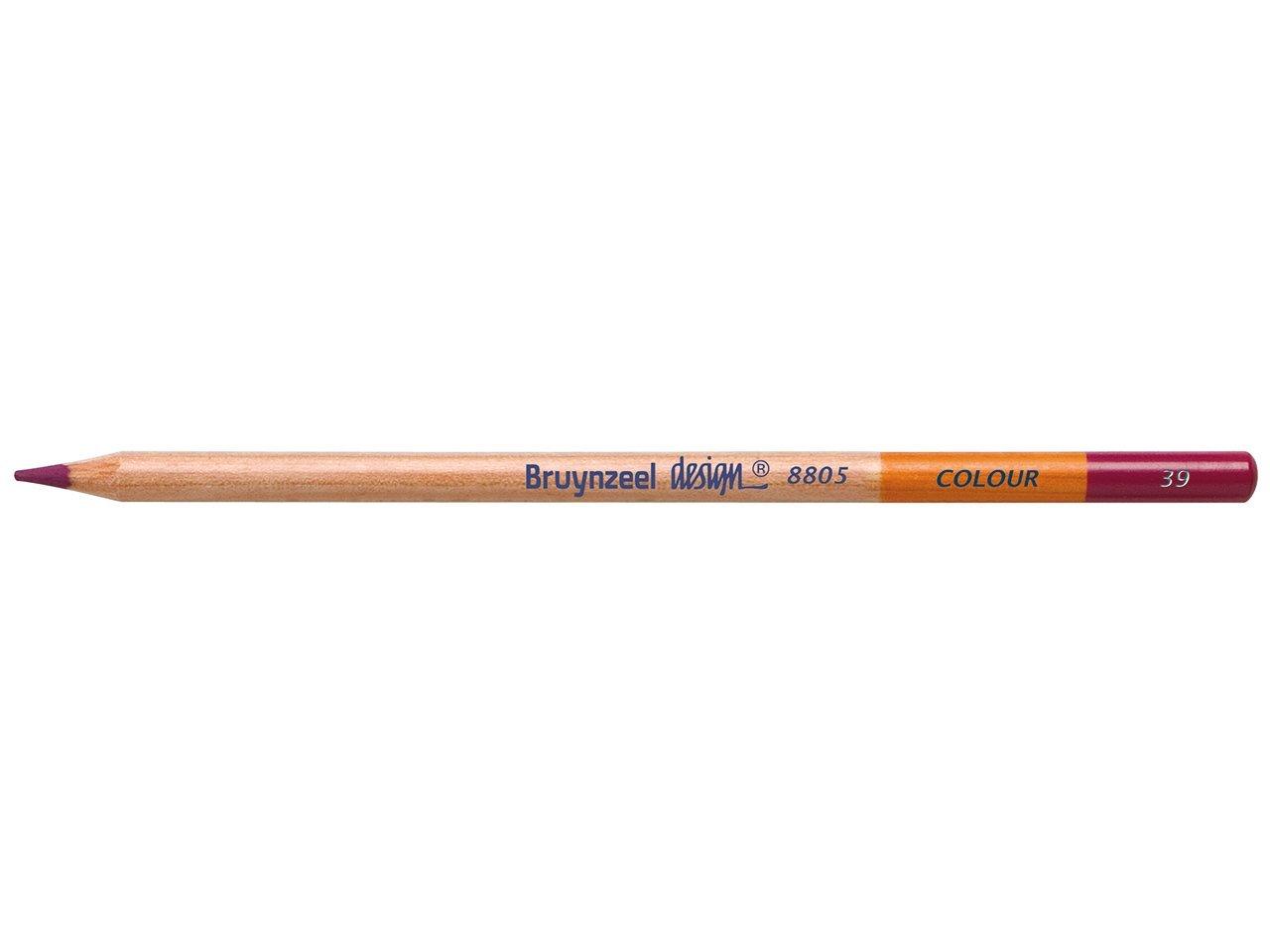Bruynzeel Pencil - 39 Magenta