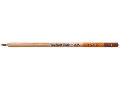 Bruynzeel Pencil - 45 Havana Brown